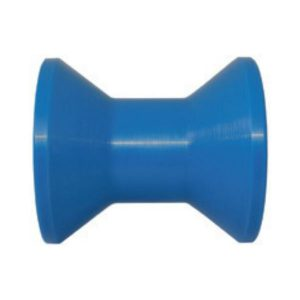 "3"" Blue poly roller suits Ally boats RWB 3619"