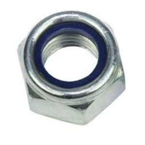 316 grade stainless steel nyloc nut