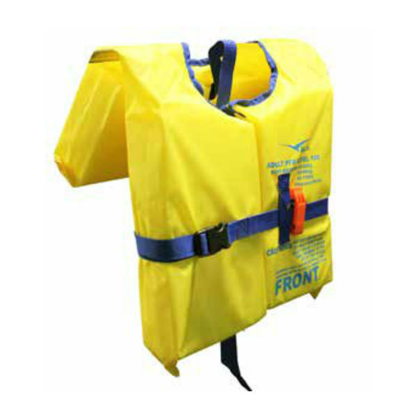 Adult Standard Life Jacket Level 100 PFD - Marine Freak
