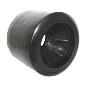 non marking black poly wobble rollers