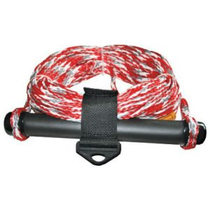 Standard single ski rope without packaging