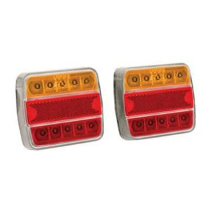 led trailer light set RWB6538