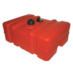Large Capacity Topside Fuel Tank 45Litre low profile style RWB3678