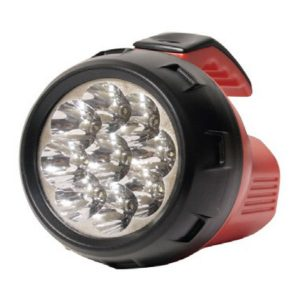 LED waterproof floating torch by axis front on
