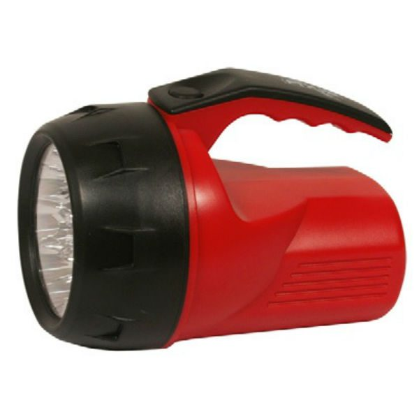 LED waterproof floating torch by axis side on