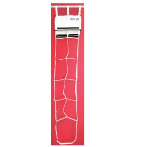 safe up safety ladder RWB8712 openned