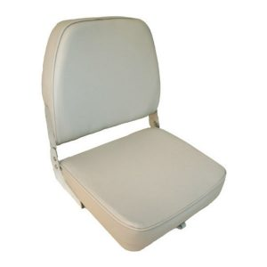 Folding Upholstered Seat grey with grey RWB5090