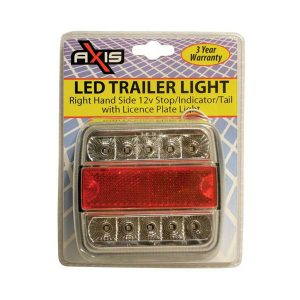 LED right hand side trailer lights RWB6537