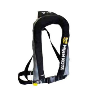 minn kota inflatable manual life jacket BLA605800