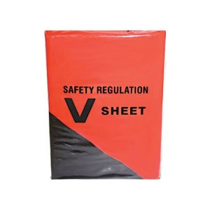 Safety V Sheets