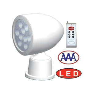 LED remote control searchlight RWB1658