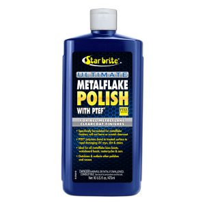 Star Brite Ultimate Metalflake Polish with PTEF