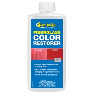 Star brite fibreglass color restorer