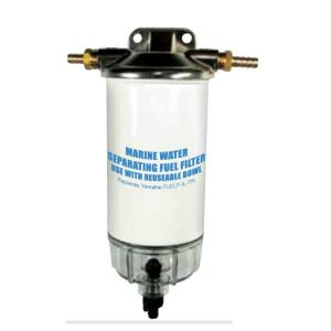 fuel filter long with Stainless head