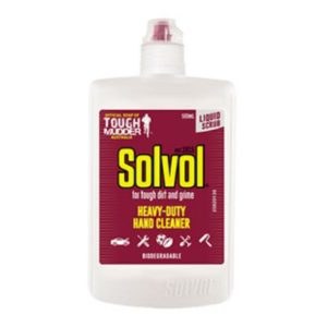 solvol hand cleaner