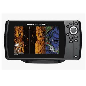 Helix 7 fish finder